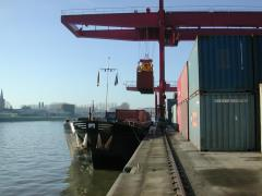 Réseau des voies navigables belges