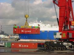 Volumes transportés sur les voies navigables belges